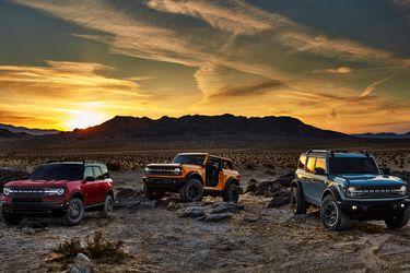 Fin de anuncios y adelantos: el Ford Bronco 2021 ya está aquí
