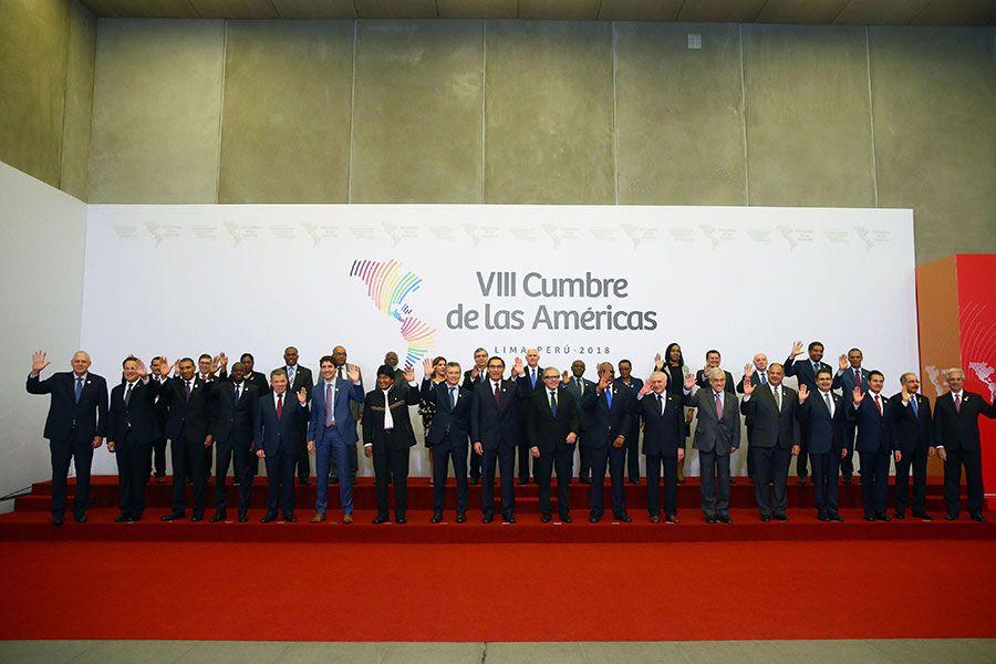 VIII-Cumbre-de-las-Américas