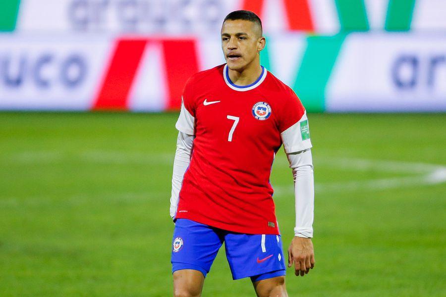 La Roja define su oncena: Alexis entrena con normalidad y será titular ante  Brasil - La Tercera