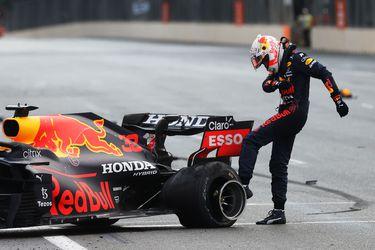 Juez y parte: Pirelli se halló inocente de los accidentes de Stroll y Verstappen en Azerbaiyán