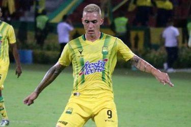 Solo duró un día: Jean Paul Pineda rescinde contrato con Deportivo Pasto