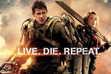 El título para la secuela de Edge of Tomorrow no pega