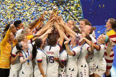 Estados Unidos, Copa, Mundial femenino