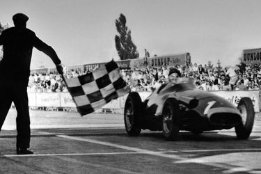 Para anotarlo: Netflix estrenará en marzo el documental de Fangio