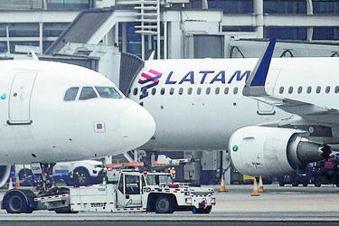 Delta ingresará a la propiedad de Latam a través de una OPA por hasta el 20%.