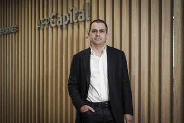 """Francisco Guzmán, gerente de inversiones de AFP Capital: """"Lo que todos esperamos es un poco más de certidumbre"""""""