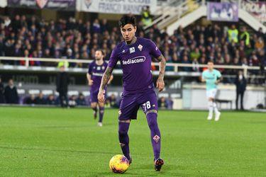 La Fiorentina de Pulgar sigue sin ganar desde el reinicio del Calcio