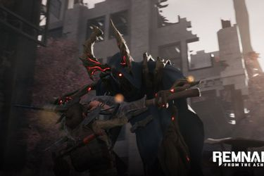 Desarrolladores de Darksiders 3 anuncian Remnant: From The Ashes