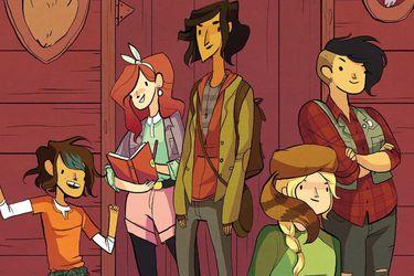 Lumberjanes tendrá una serie animada en HBO Max