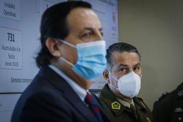 Tras conmemoración del 18-O: Equipo de Pérez se despliega en el Congreso para frenar acusación