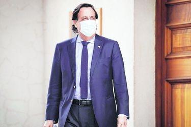 """Ministro Pérez: """"Perseguiremos a quienes utilizan la amenaza como método de acción política"""""""