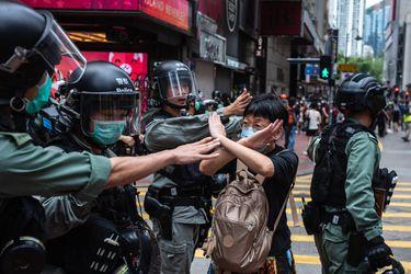 China creará agencia de seguridad nacional en Hong Kong