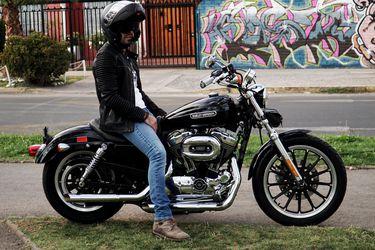 Podría ser tu día de suerte: chileno rifa su Harley-Davidson