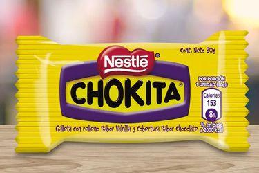 """Fin de una era: Nestlé cambiará el nombre de la """"Negrita"""", ahora se llamará """"Chokita"""""""