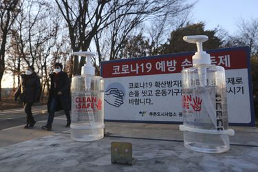 Corea del Sur registra el mayor número de contagios desde hace nueve meses, con más de 600 casos
