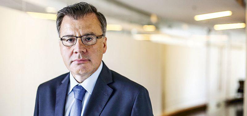 Osvaldo Macías, superintendente de Pensiones