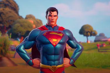 Superman será parte de la nueva temporada de Fortnite