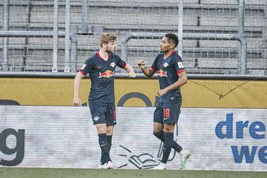 Triunfo del Leipzig saca al Leverkusen de zona de clasificación a Champions