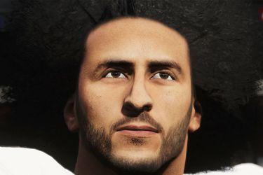 EA agregó a Colin Kaepernick a Madden NFL 21