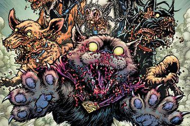 Lobo y las Súper Mascotas serán parte de los nuevos especiales de Dark Nights: Death Metal