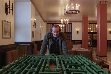 Escapa del hotel Overlook en el nuevo juego de mesa de El Resplandor