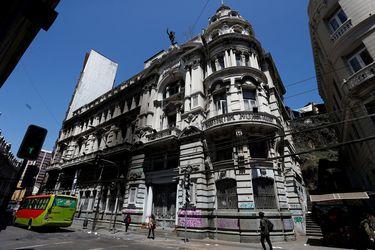 Consejo de Monumentos prepara catastro de daños patrimoniales tras fin de semana de protestas