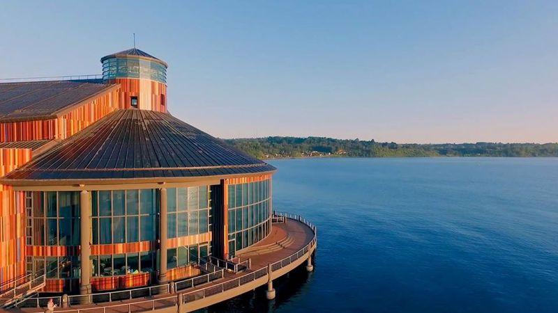 Durante el año 2020 el Teatro del Lago celebrará su décimo aniversario. Foto: Teatro del Lago