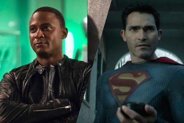 John Diggle aparecerá en el episodio número 12 de Superman & Lois