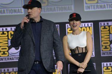 """Kevin Feige habría estado en contra del estreno de Black Widow en Disney+ porque lo consideraba un """"descenso"""" para las películas del MCU encabezadas por mujeres"""
