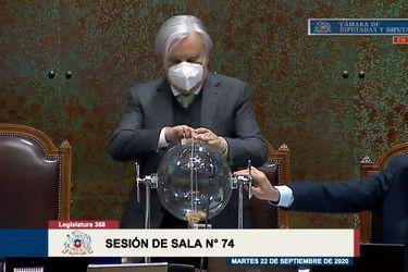 Tres diputados de oposición y dos oficialistas integrarán comisión que analizará procedencia de la acusación constitucional contra Jaime Mañalich