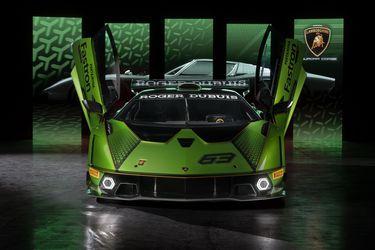Lamborghini Essenza SCV12, la bestia italiana más brutal con licencia solo para circuitos