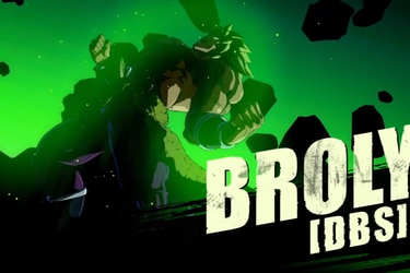 Dragon Ball FighterZ estrena tráiler centrado en Broly