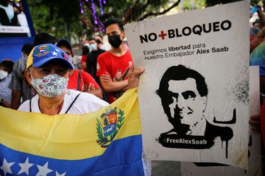 """Gobierno de Venezuela acusa a EE.UU. de dar una """"puñalada mortal"""" con extradición de Saab al diálogo gobierno y oposición en México"""