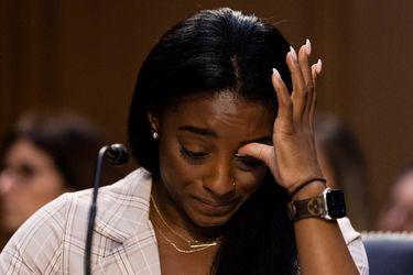 """Simone Biles se quiebra ante el Senado de EEUU: """"Culpo del abuso sexual a Nassar y a todo el sistema que lo permitió"""""""