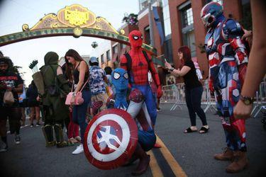 Organizadores de la Comic Con San Diego aún no toman la decisión de cancelarla