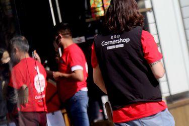 Cencosud anuncia alianza con Cornershop y Walmart pone fin a su convenio con la app