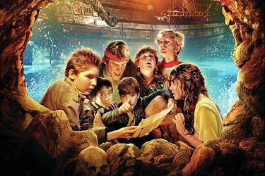 Fox descartó la serie sobre una recreación de Los  Goonies