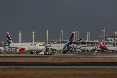 Justicia chilena acoge solicitud de Latam Airlines y reconoce proceso de reestructuración en EEUU