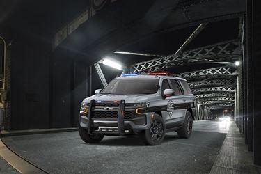 Tahoe Police: lo último de Chevrolet para que nadie se escape