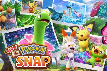 Review | New Pokémon Snap: Atrapa los likes