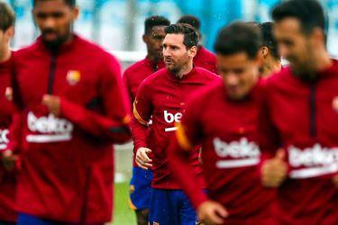 Una liga alrededor de Messi: vuelve el fútbol español