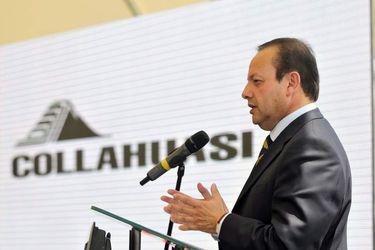 """Ministro de Energia inaguro la Planta Fotovoltaica """"Pozo Almonte Solar"""""""
