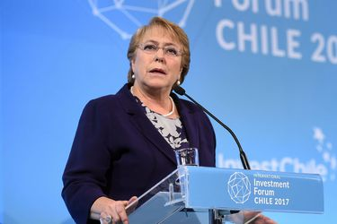 Bachelet InvestChile