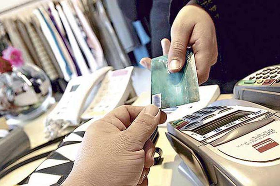 tarjetas de crédito, pago