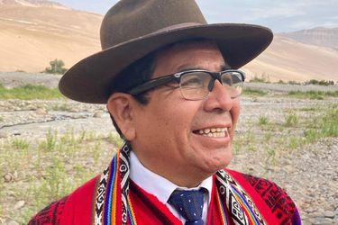 """Ceferino Castro (Pueblo Quechua): """"Queremos que las propuestas y demandas de nuestro pueblo sean reflejadas como un derecho ancestral"""""""