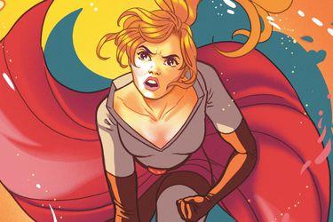 Supergirl volvería a protagonizar su propio cómic en junio