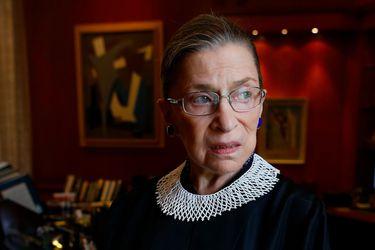 Estrenan documental de la fallecida jueza Ruth Bader Ginsburg en el streaming