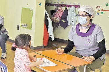 Generación pandémica en el jardín y la sala cuna