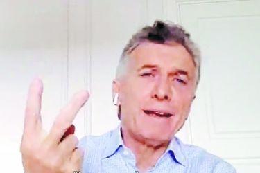 """Macri: """"Las democracias fuertes van a salir fortalecidas frente al populismo"""""""