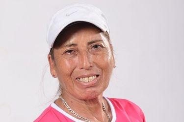 Ada Cruz es una de las figuras históricas del fútbol femenino chileno. Ahora se recupera de las lesiones provocadas por un accidente. Foto: RN.